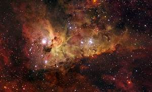 The Carina Nebula | ESO