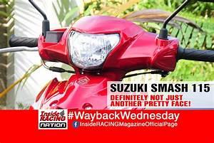 Suzuki Smash 115 Definitely Not Just Another Pretty Face
