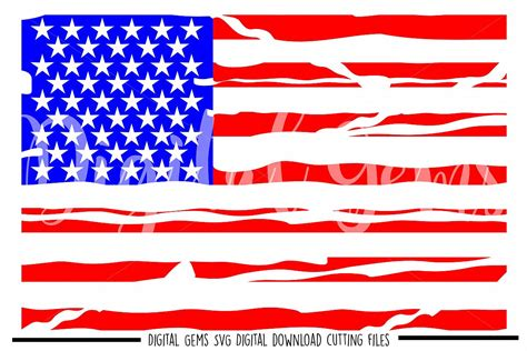 •13 flags with single silhouette svg vector files for silhouette studio cameo, cricut and others. American Flag distressed SVG / PNG / EPS / DXF files