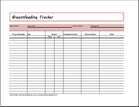 Infant Breastfeeding Tracker Template Ms Excel  Word. Resume Templates For Ms Word 2007 Template. Plant Sale Flyer Template. Objective Resume Examples Customer Service Template. Microsoft Office Inventory Template Pics. Theatre Proposal Template. Sales Team Report Template. Birthday Party Invitation Templates. Microsoft Free Calendar Templates