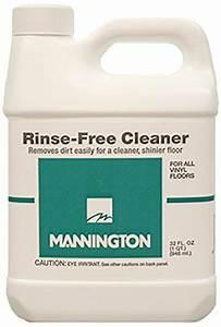 new mannington rinse free cleaner 32oz for vinyl floors With mannington floor cleaner