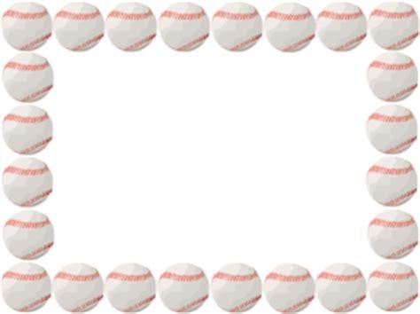 baseball border clip art  clkercom vector clip art