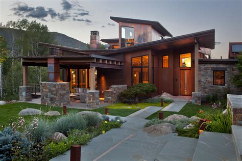 Asian Home Style : Architecture Here And There