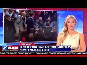 Cassie Leuffen National News Anchor One America News