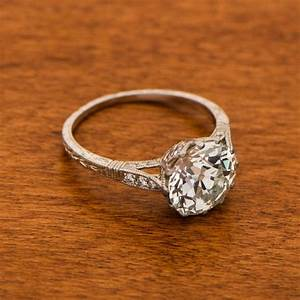 vintage engagement rings kansas city spininc rings With wedding rings kansas city