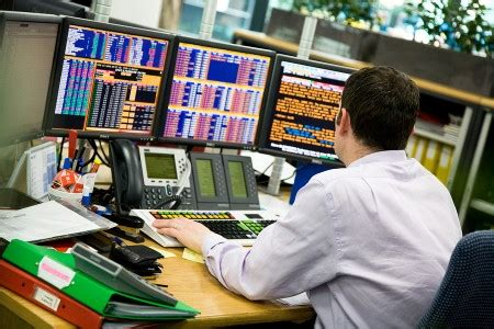 the trade desk stock what do you really quot need quot at your trading desk the lazy