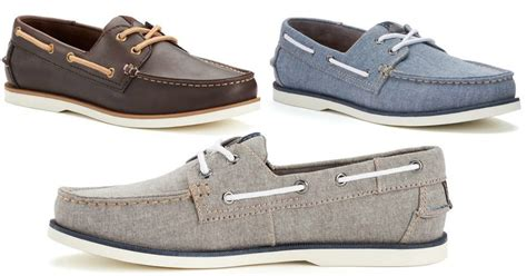 Sonoma Boat Shoes kohl s sonoma s boat shoes only 27 99 regularly 69