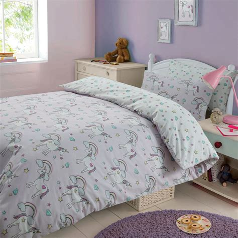 unicorn crib bedding sets comforter set twin uk sheets