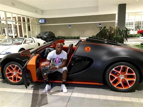Floyd Mayweather's Luxury Car Collection Now Worth  Million