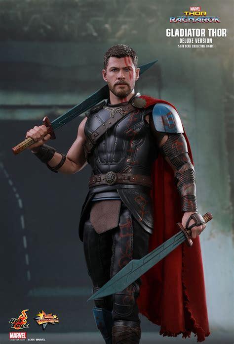 hot toys thor ragnarok gladiator thor deluxe mms445
