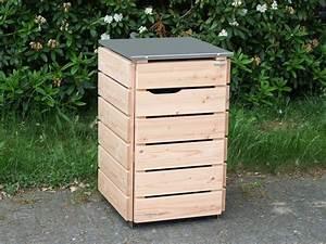 Mülltonnenbox Holz Anthrazit : 12 besten 1er m lltonnenbox m lltonnenverkleidung bilder ~ Whattoseeinmadrid.com Haus und Dekorationen