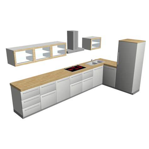 Sofauberwurf L Form Küchenzeile L Form Einrichten Planen In 3d