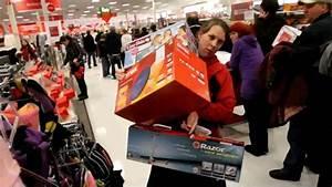 Black Friday Online Shops : shoppers go crazy on black friday youtube ~ Watch28wear.com Haus und Dekorationen