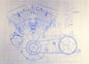 1445 Harley Davidson 45ci Engine Diagram