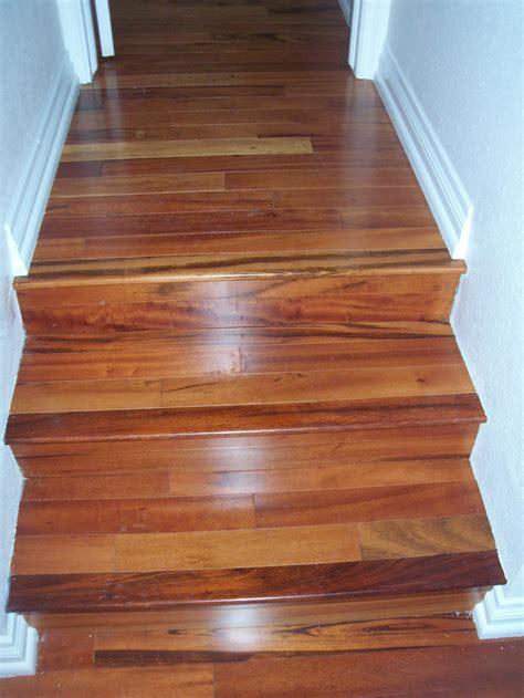 koa wood flooring brazilian koa tigerwood splitting flooring contractor talk