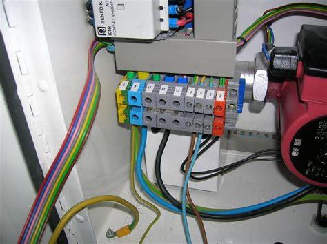 Schéma Cablage Thermostat Sur Chaudière Fuel