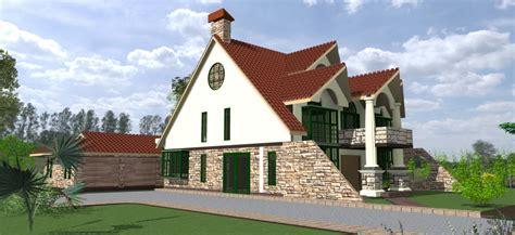 bedroom maisonette house designs  kenya