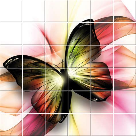 adesivi decorativi per piastrelle adesivi follia adesivo per piastrelle farfalla