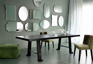 Miroirs Design Contemporain : hand lyon casamilano mobilier et design contemporain collection lintello miroirs ~ Teatrodelosmanantiales.com Idées de Décoration