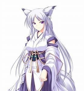 Kuzuha from Ina☆koi ! ~ Oinarisama to Motemote no Tatari