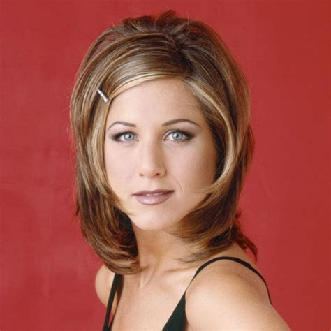 jennifer aniston  friends   rachel hair cut