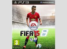 Fifa 15 Adnan Januzaj Manchester United Cover by