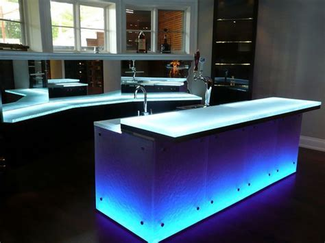 Glass Countertops: at the Top of Elegance   Decor Around