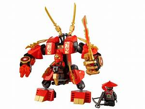 Kai's Fire Mech 70500 | Ninjago | Brick Browse | Shop LEGO®