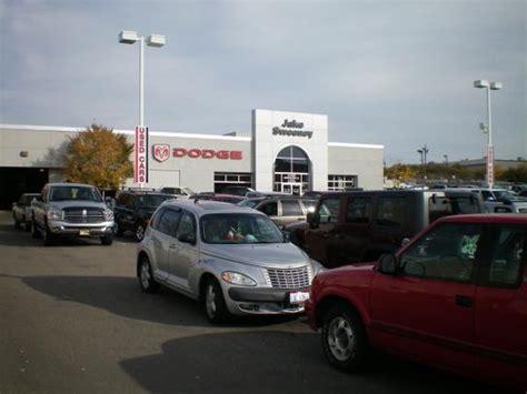 Jake Sweeney Chrysler Jeep Dodge car dealership in