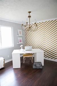 Home Interior Design: interesting wallpaper accent walls ...