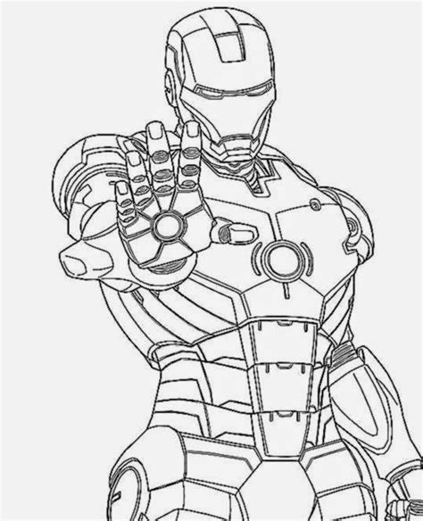 iron man coloring pictures  coloring pictures
