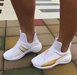 White gold pumas shoes   SHOES!   Pinterest   Pumas shoes Pumas and White gold
