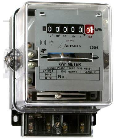 energy meter types  energy meters build