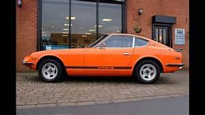1970 Datsun 240z 4 Speed Manual