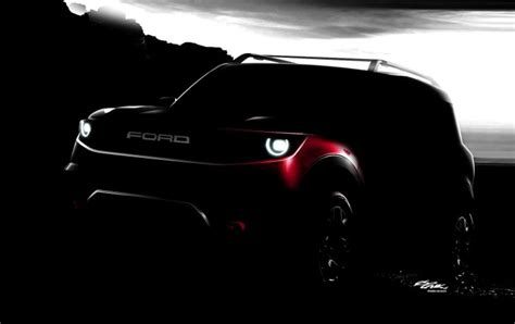 ford bronco  mustang gt previewed