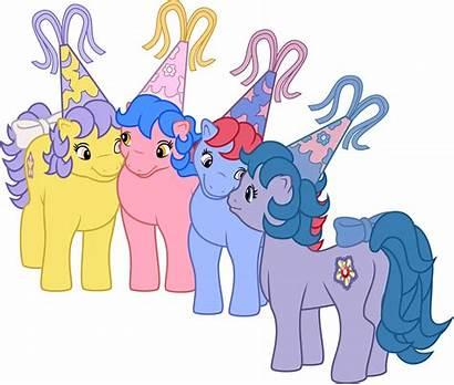 Princess Ponies G1 Deviantart Jeatz Axl Background