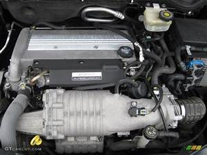 2005 Saturn Ion Red Line Quad Coupe Engine Photos