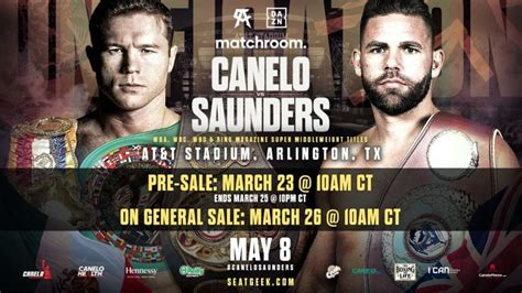 We did not find results for: Canelo Alvarez vs. Billy Joe Saunders: Fight info, ringwalks, undercard and how to watch on DAZN ...