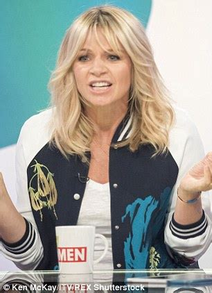 Zoe Ball moves into first place in the race to present all ...