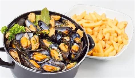 recettes moules marinieres avec frites wepost