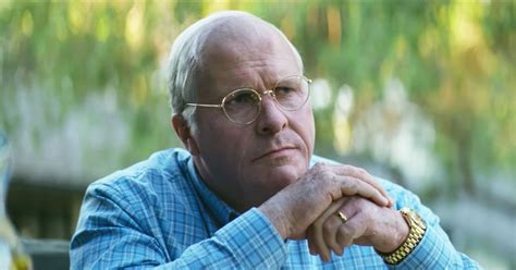 Vice Trailer See Christian Bale Dick Cheney