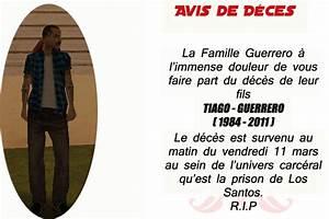 Avis De Deces Aisne : avis de d c s tiago guerrero ~ Dailycaller-alerts.com Idées de Décoration