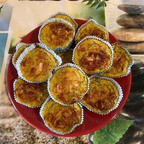 Muffins të kripur me perimet e stinës - Neps
