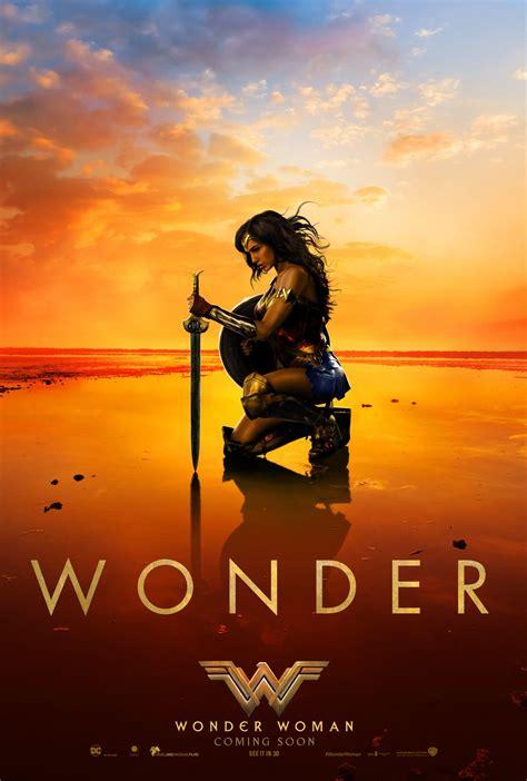 Wonder Woman UK Poster   HeyUGuys