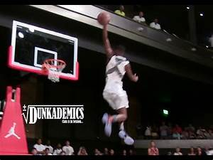 SICK Free Throw Line Dunk by High Schooler Shelby McEwen ...
