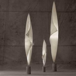 Moderne Stehleuchten Design : un lampadaire design pour une d co d 39 int rieure moderne ~ Sanjose-hotels-ca.com Haus und Dekorationen