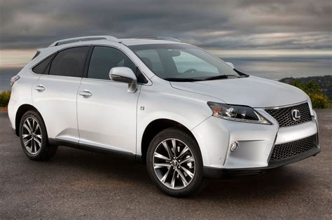 lexus rx 2014 updated 2014 lexus rx350 priced at 40 670 rx450h at 47 320