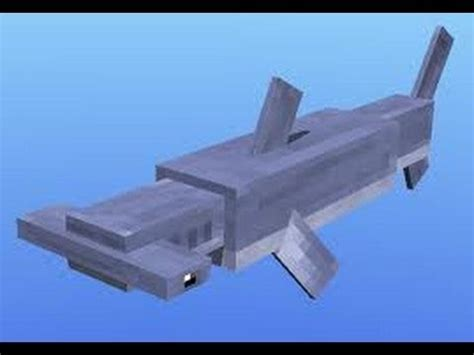 minecraft sharks crocs dolphins   youtube