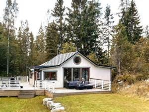 Images Summer Cottage Plans by Grid Island Cottage In Sweden Small House Bliss