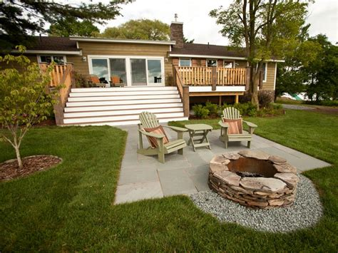 Backyard Log Cabin by Backyard Pictures From Cabin 2010 Diy Network